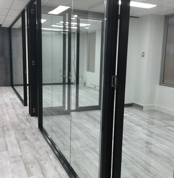 Next Gen | Glass Wall Partition Gallery