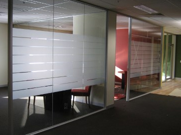 Glass partition walls for office in melbourne redesign for Redesign your office
