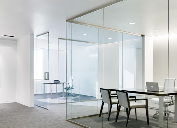 Next Gen | Glass Wall Partition