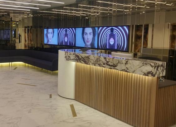 Next Gen | Reception Area