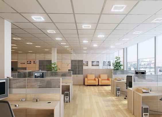 Next Gen | Suspended Ceiling