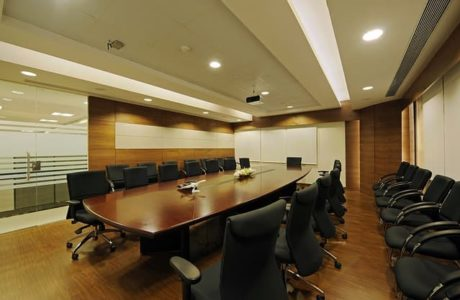 board room design wooden