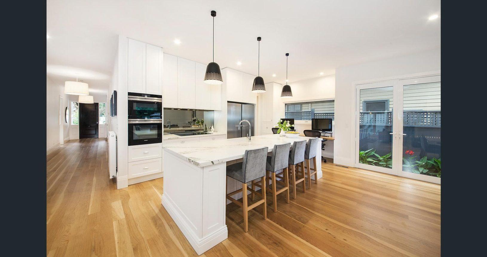 Kitchen fitout melbourne