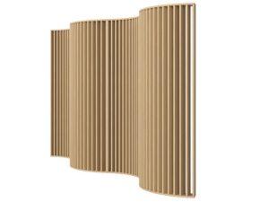 Timber Slat Walls